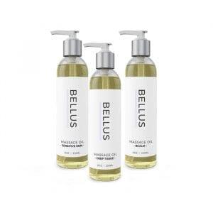 Natural Massage Oil Set